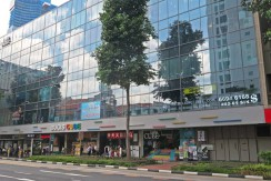 Bugis-Cube event and roadshow space