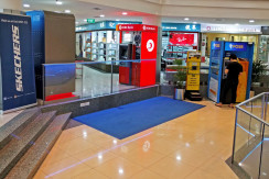 Queensway Shopping Centre Roadshow Space