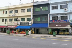 Geylang road shophouse