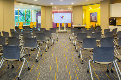 Event space at Workcentral Dhoby Ghaut
