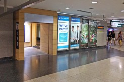 Retail shop at HarbourFront MRT