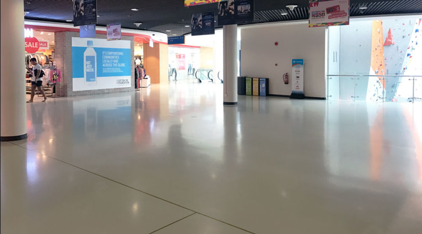 Kallang Wave Mall beside Cotton On