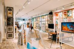 Art gallery Outram