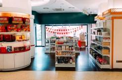 Shop space at Yue Hwa