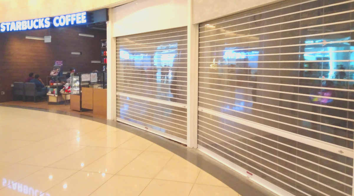 Shop space at Cathay L1