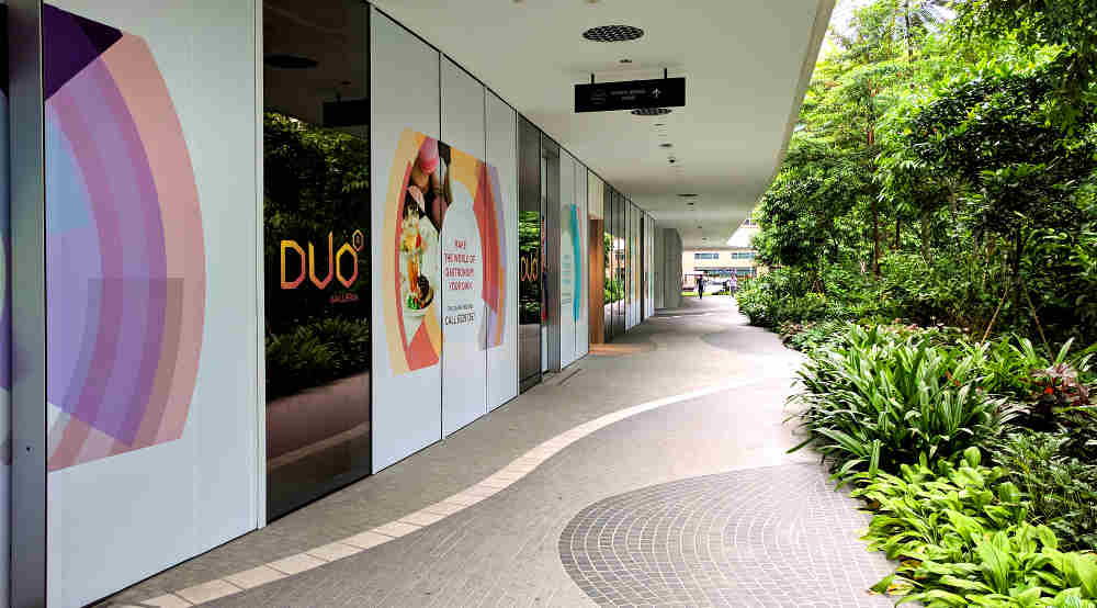 Duo Galleria Level 1 Shop Space