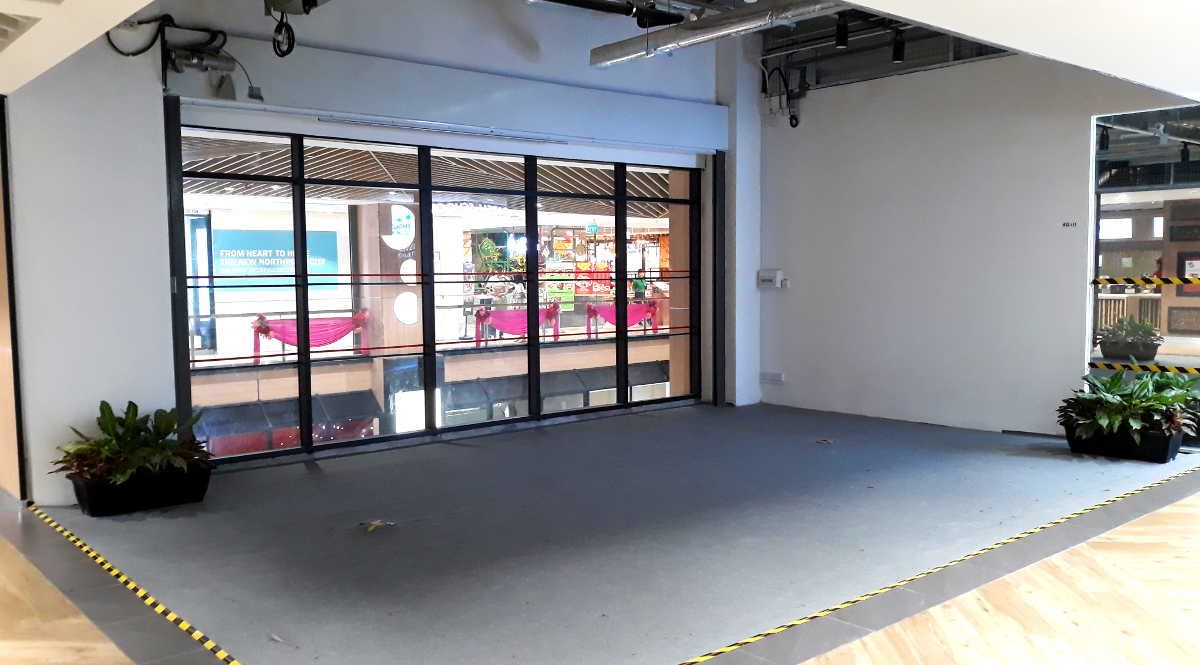 Northpoint City Level 2 Shop Space