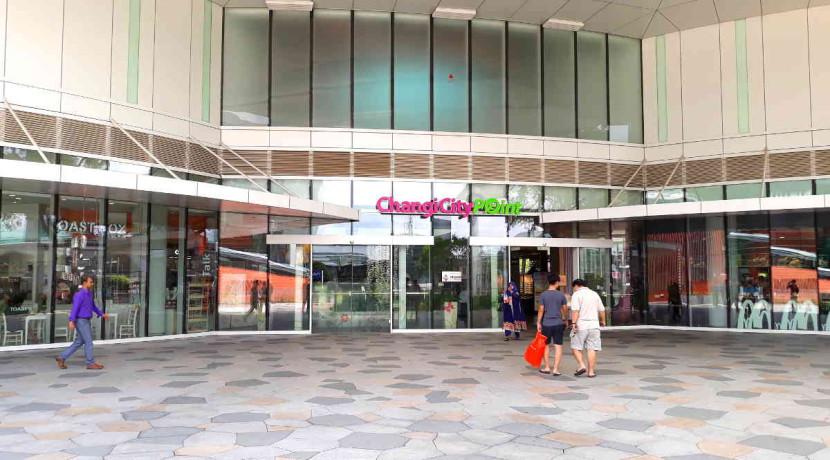 Changi City Point Exterior