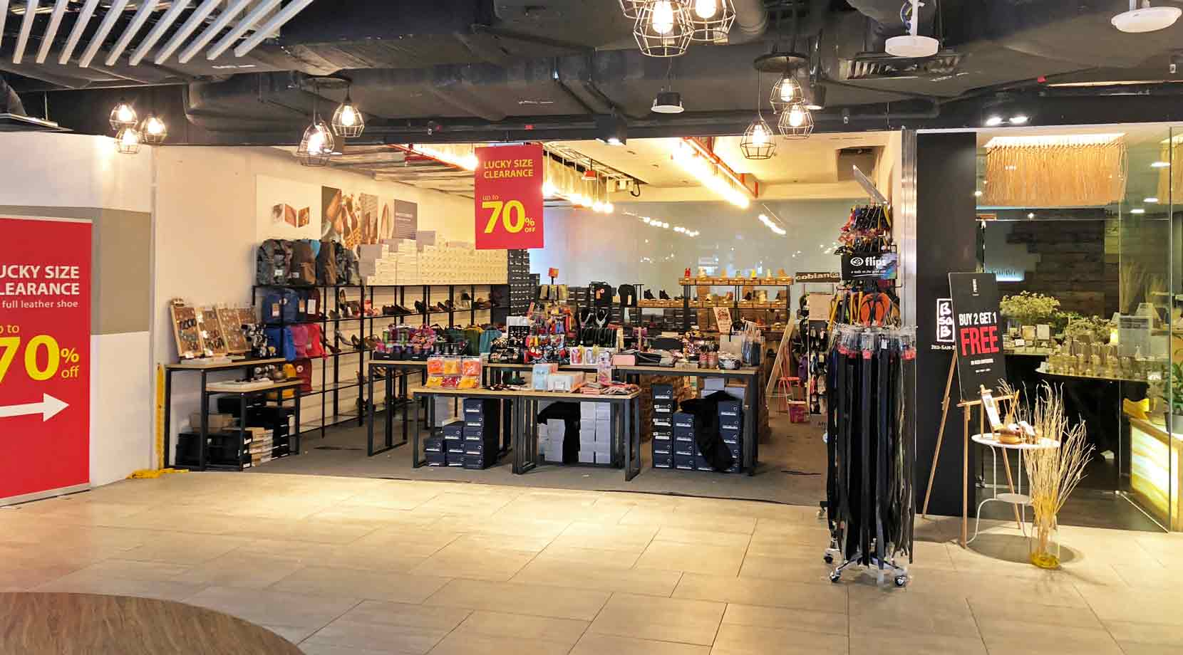 The Centrepoint Shop Spaces