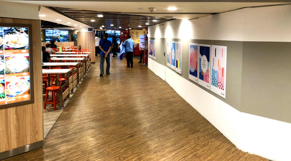 The Centrepoint B2 Shop Space