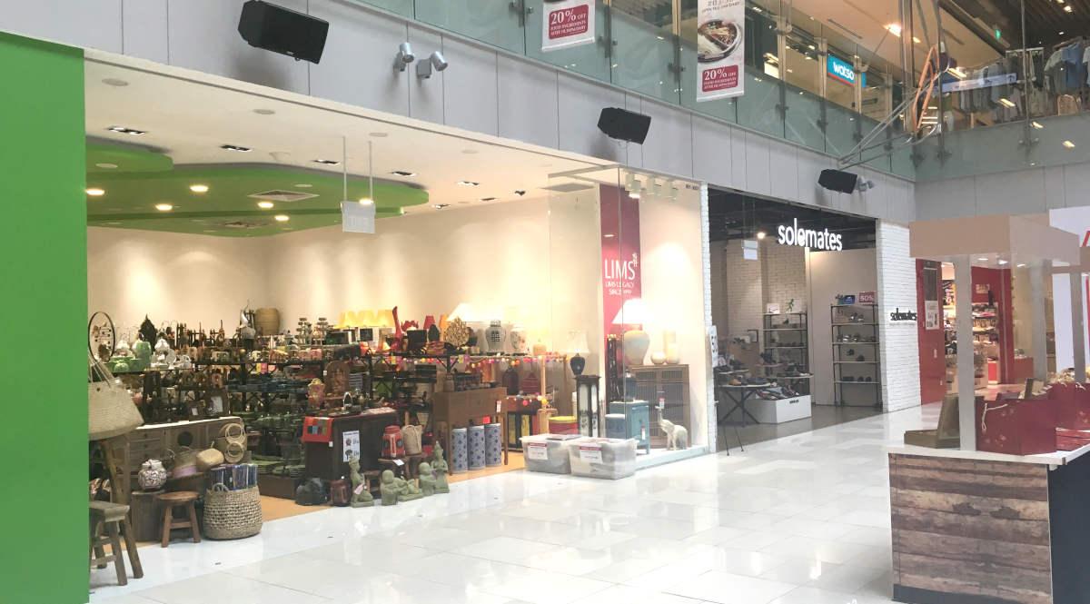 KINEX Level 1 Shop Space