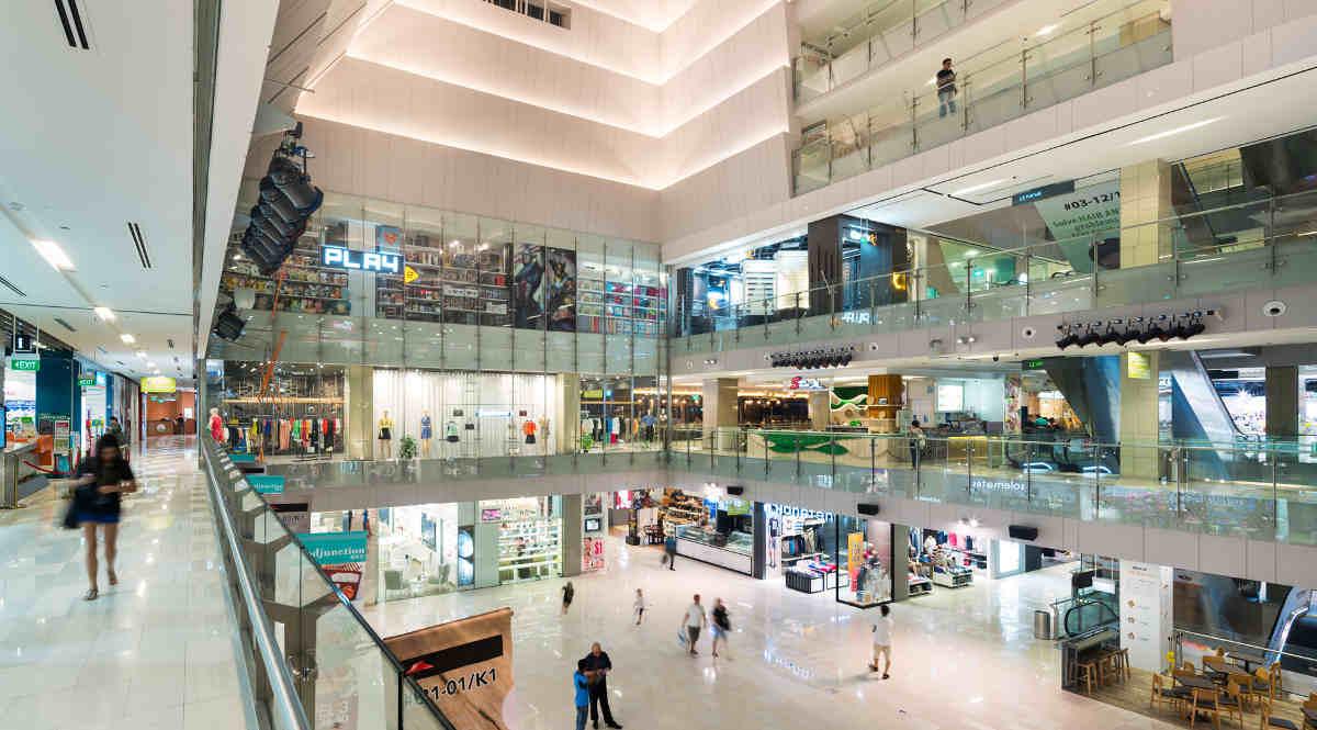 KINEX Mall Shop/Kiosk Spaces