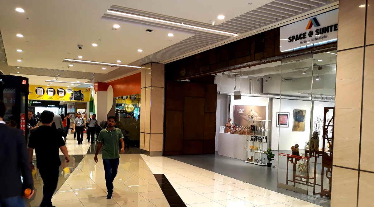 Suntec City Level 2 Shop Space