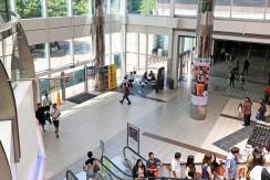 HarbourFront Centre Atrium