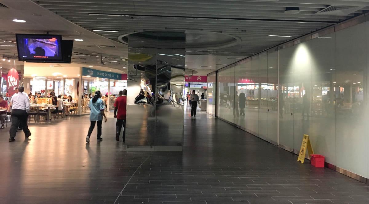 Esplanade Xchange Shop Space