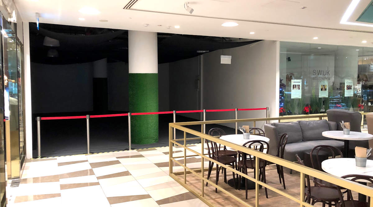 Claymore Connect L1 Pop Up Event Space