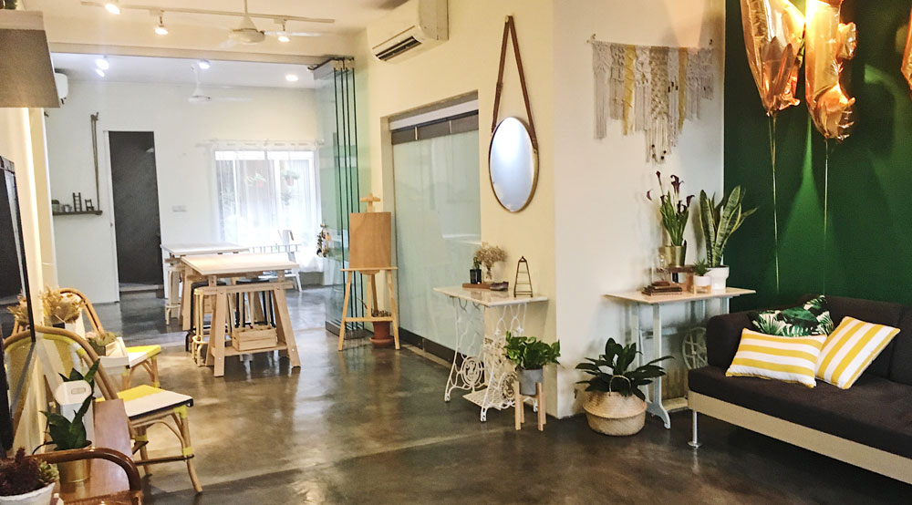Tiong Bahru ground floor Pop up event and shop space