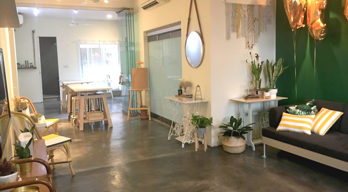 Tiong Bahru Pop up event and shop space