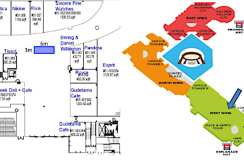 Floorplan  temasek boulevard 3 space