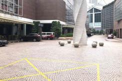 millenial walk outdoor event space