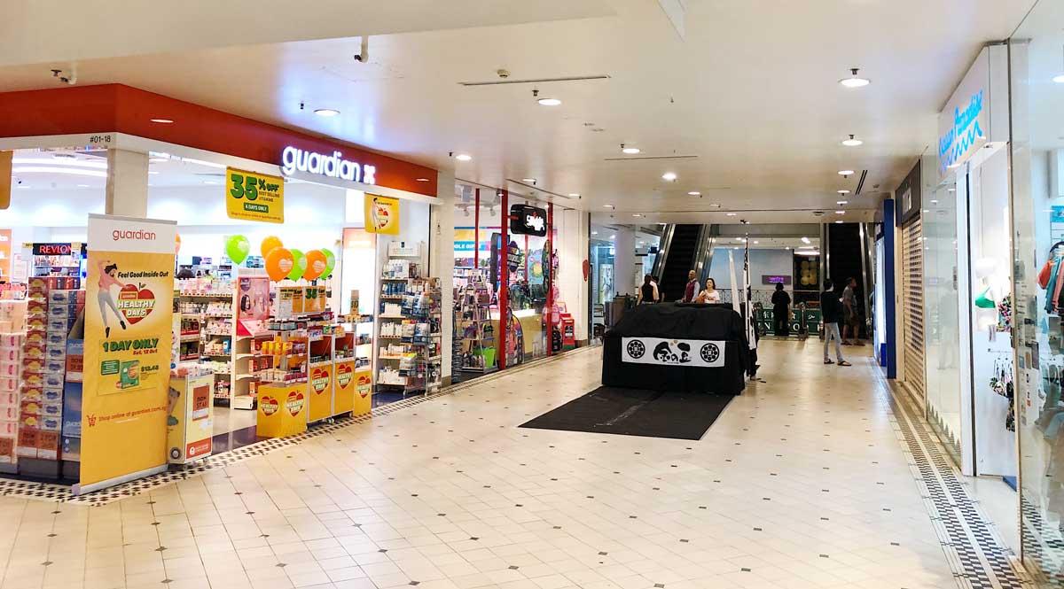 Tanglin Mall L1 Atrium