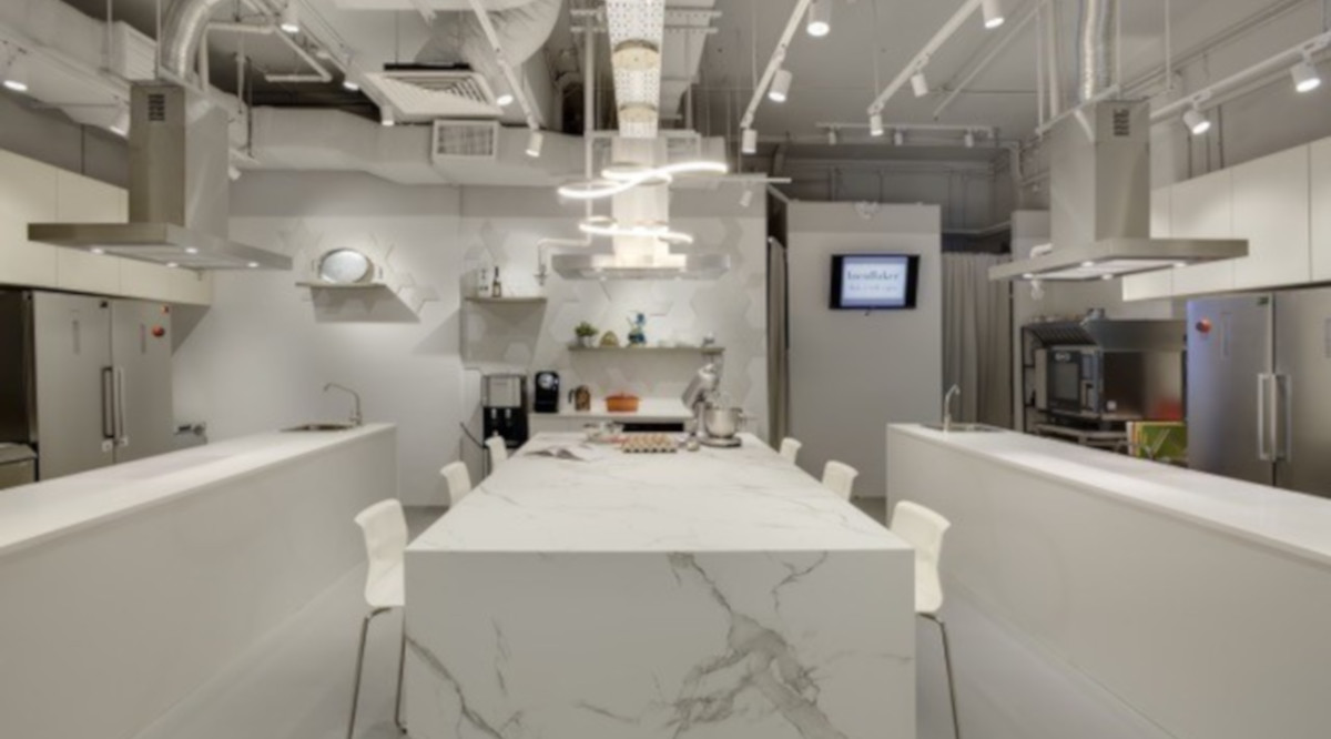 Incubaker Co-working Kitchen