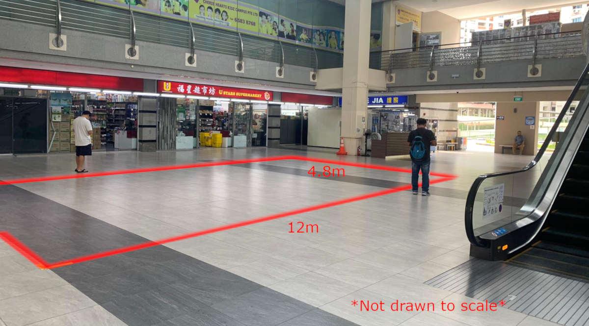 Elias Mall Atrium Space