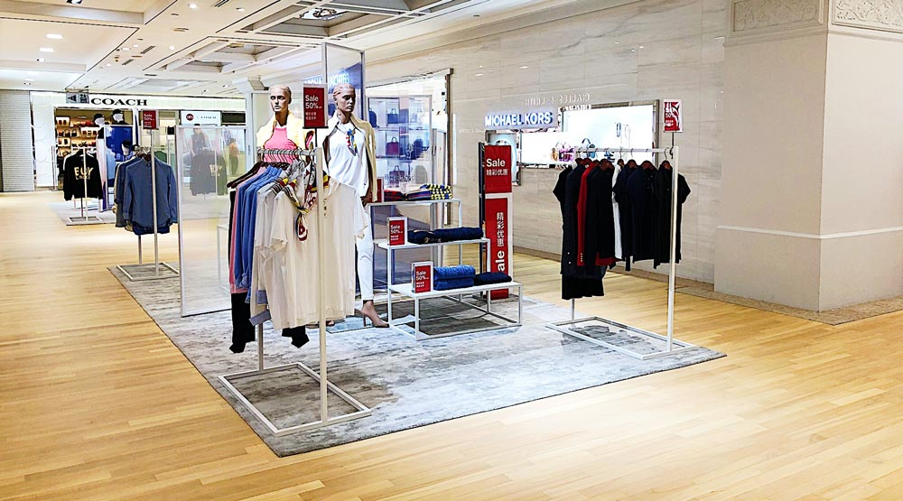 T Galleria by DFS (Orchard) – Pop up Spaces
