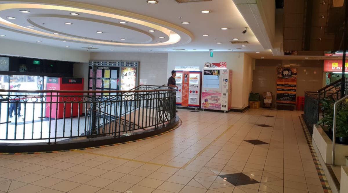 Parklane Mall – Pushcart and Kiosk Space