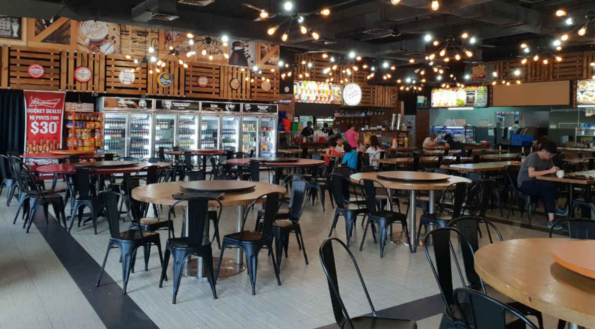 Toa Payoh North Food Court Bistro Roadshow Space
