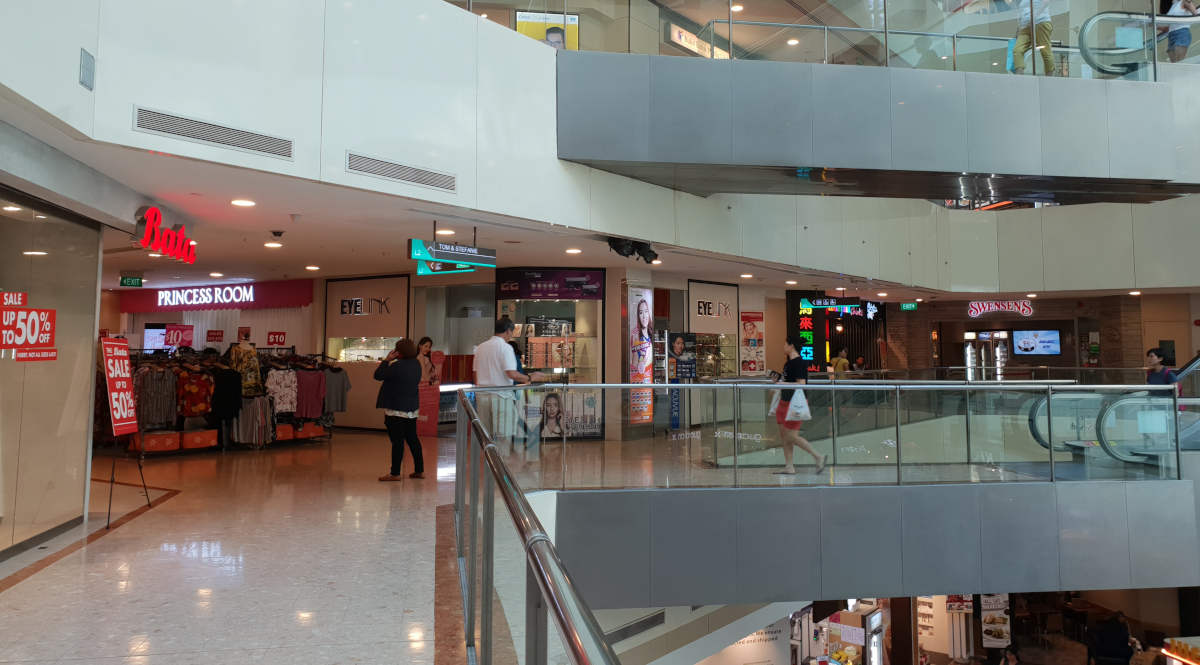 West Mall – L2 Event Space