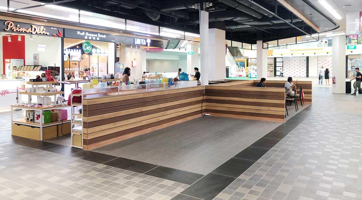 Aperia Mall – L1 Kiosk