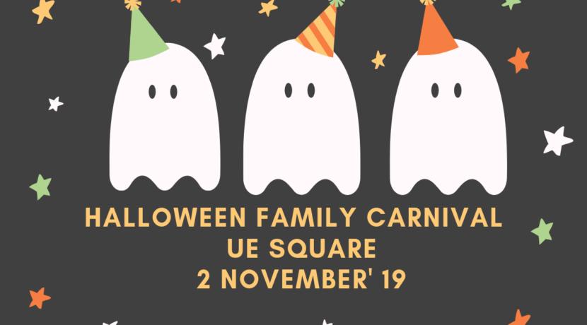 Halloween Bazaar At Ue Square 2 November 2019 (3)