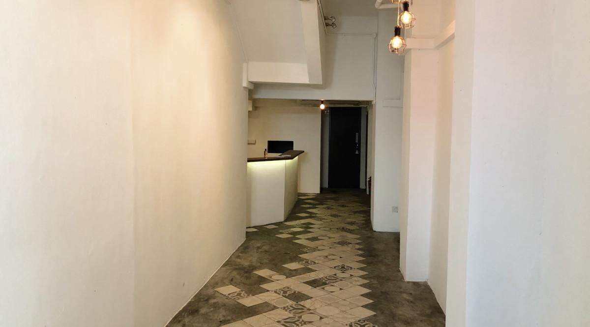 Club Street Level One Shophouse Unit