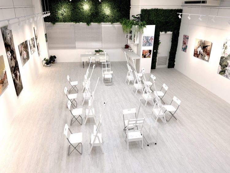Visual Arts Centre – AZ @ Paya Lebar